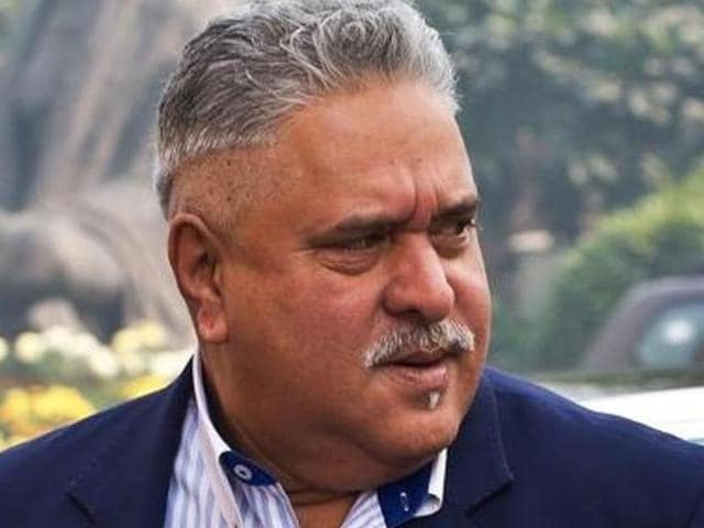 File photo of  industrialist  Vijay Mallya. Public sector lender State Bank of India has reportedly written  off loans worth Rs 7,000 crore, including that of Vijay Mallya-promoted Kingfisher Airlines.