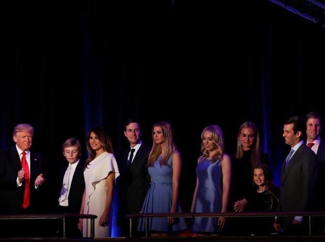 Donald Trump,Ivanka Trump,Donald Jr