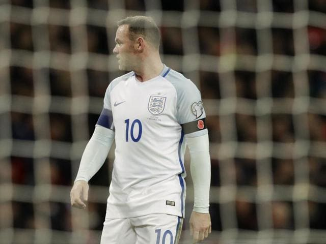 Wayne Rooney,English FA,England football team