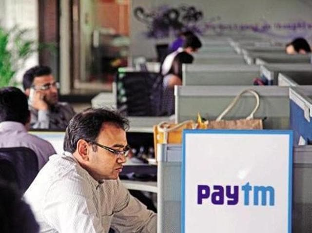 Paytm has served over 45 mn users in last 10 days and over 5 mn new users were added since the demonetisation decision was announced on November 8, Gupta said.Paytm has over 150 mn mobile wallet users currently.(HT Photo)