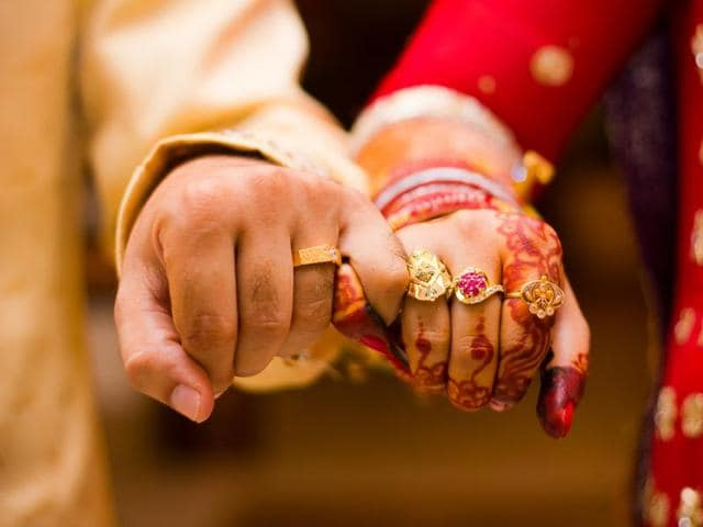 Here's a look at the RBI guidelines for Rs 2.5 lakh withdrawal for families with upcoming weddings.(Shutterstock/ Representative image)