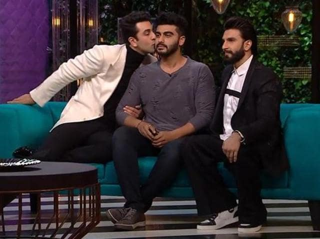 The Ranveer-Ranbir episode will be aired on November 27, 2016. (Photo: Twitter/Star World India)