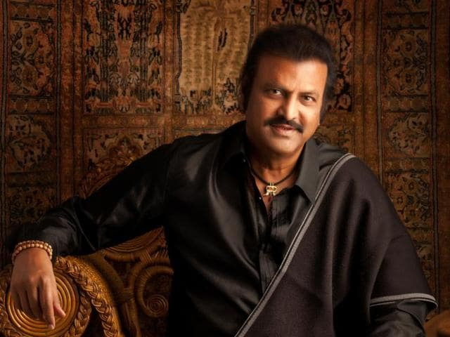 Tollywood star Mohan Babu, who was in the city for an exhibition, says he likes Thai food in Delhi.