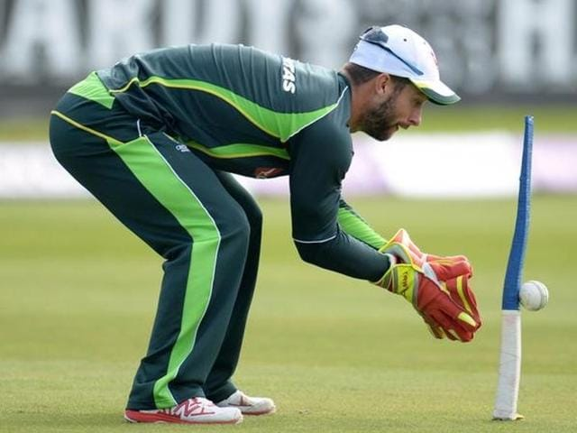 Matthew Wade's selection has proven contentious, with his glove-work considered inferior to Peter Nevill's and his recent batting form in domestic cricket patchy at best.