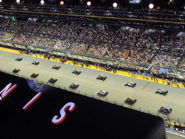 Formula One,F1,Singapore Grand Prix