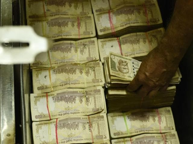 The assailants took away Rs 81.46 lakh in demonetised Rs 500 and Rs 1,000 denomination currency, which has been announced as illegal tender by the government.