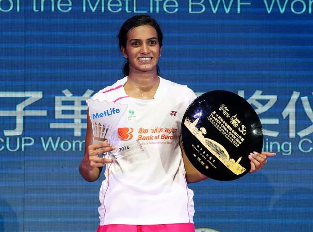 PVSindhu will look to put on a good show at the USD 400,000 Hong Kong Open.