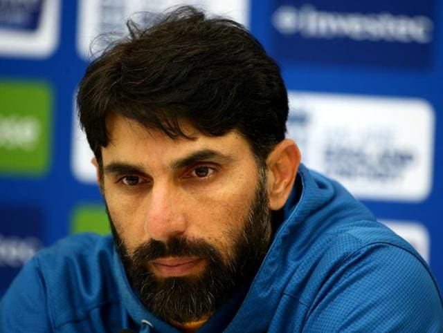 Misbah-ul-Haq scored 31 and 13 in the first Test against New Zealand which Pakistan lost by 8 wickets.