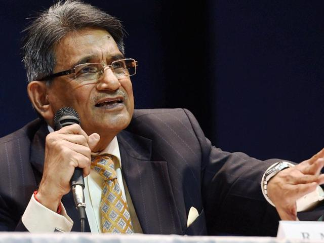 The Justice RM Lodha Committee filed its status report in the Supreme Court on Monday.(HT File)