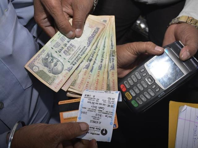 The move is initiated to ease the burden on banks and ATMs.