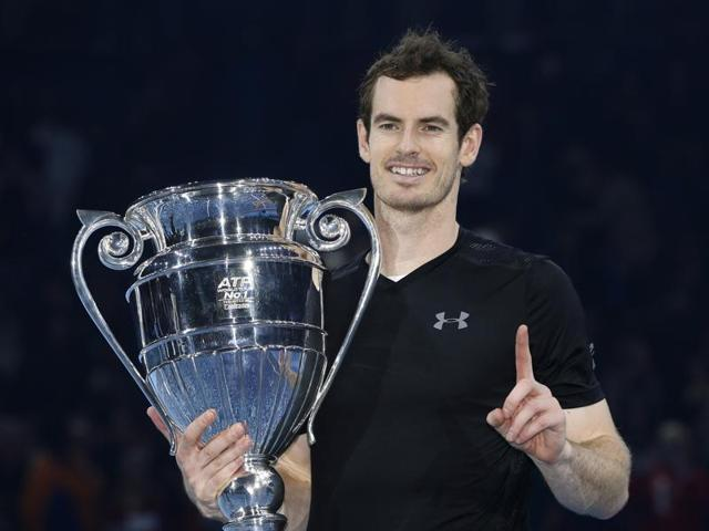 Andy Murray is the 17th man to hold the prestigious year-end number one berth since the inception of the ATP rankings in 1973.
