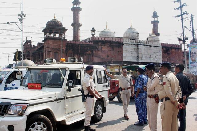 SIMI threat,Security beefed up in Bhopal,Students Islamic Movement of India