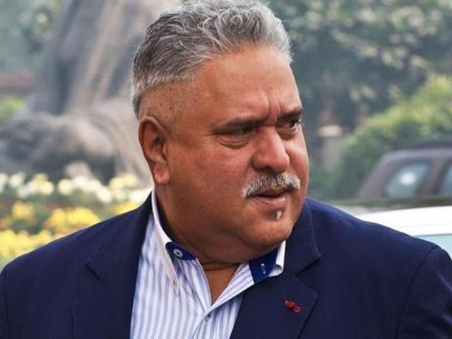 Former liquor baron Vijay Mallya left India on March 2.