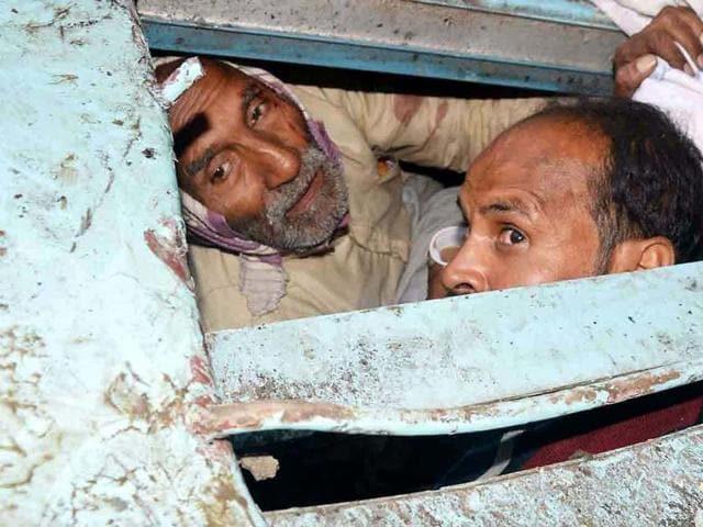 Kanpur train tragedy,Train accident,Kanpur dehat