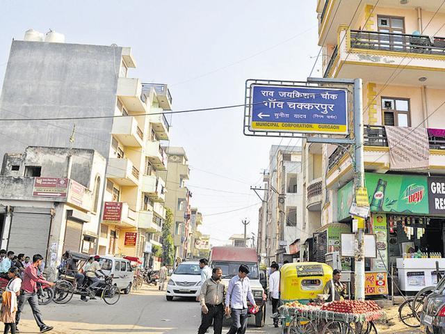 demonetisation,Gurgaon,advance
