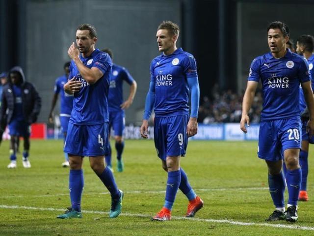 Champions League,Leicester City,Claudio Ranieri