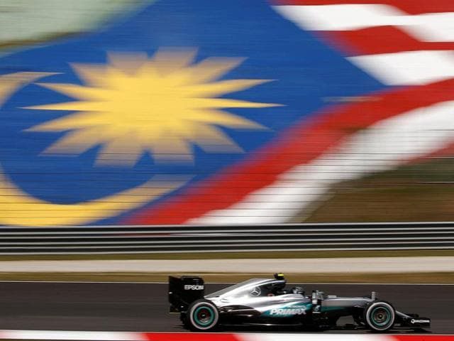 State oil and gas firm Petronas are the title sponsors for the F1 race in Kuala Lumpur. The company has been hit hard in recent times by the tumble in oil prices.