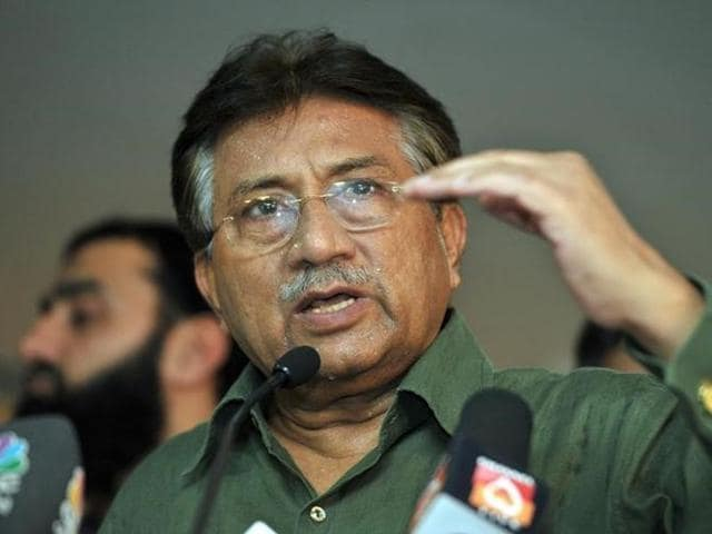 Pervez Musharraf has said that it was a golden opportunity for Pakistan to step up and build an immediate liaison with the US President-elect Donald Trump.