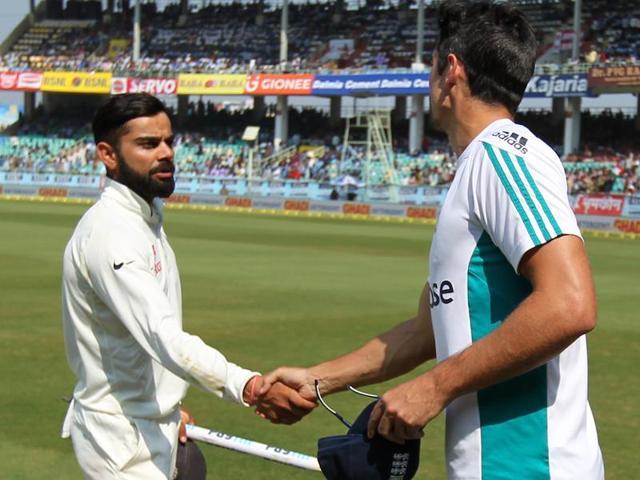 Virat Kohli,Alastair Cook,Kohli vs Cook
