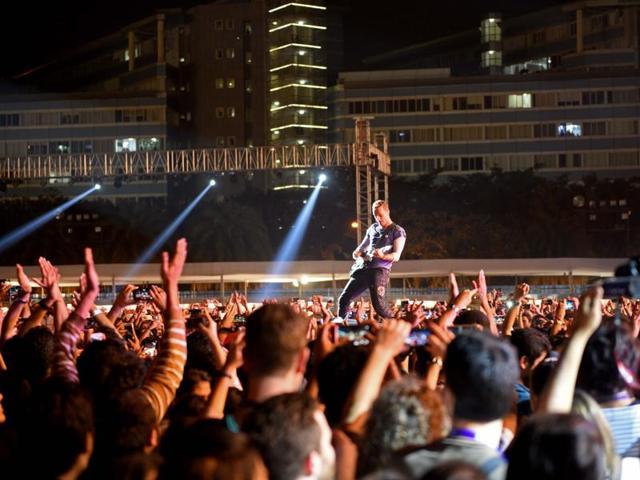 Global Citizen,Coldplay,concert
