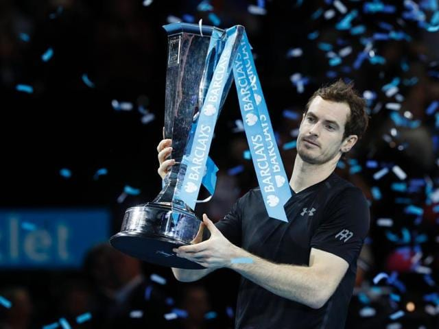 Andy Murray won a second Wimbledon title and the Rio Olympics this year.