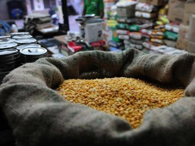 Canada accounted for around 43% of India's dal imports in 2015-16.