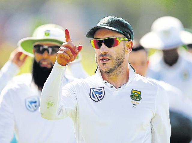 Image result for faf du plessis test