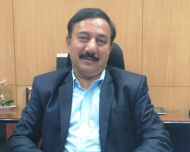 Nirmal Chand, regional director, Reserve Bank of India.