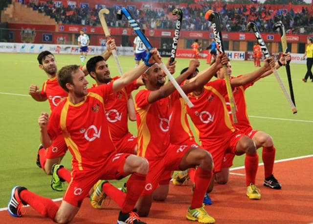 The Hockey India League semifinals will be played on February 25 while the final is scheduled for February 26.(PTI)