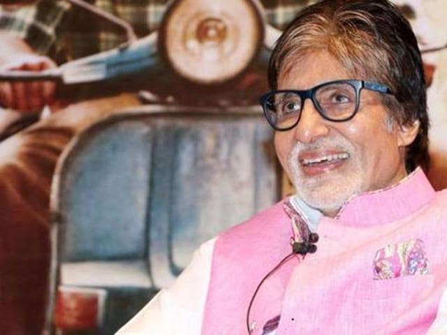 Amitabh Bachchan is still one of the busiest actors in Bollywood.