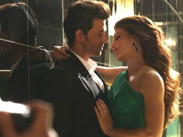 Hrithik Roshan and Jacqueline Fernandez recently shot for a television commercial together. The two actors had a great time shooting with each other.