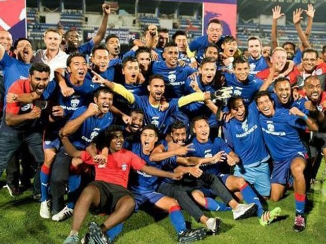 Bengaluru FC -- by far the most stable club in the I-League -- was crowned champions last season after they beat Salgaocar in their final match. The club from Goa finished sixth. Sporting Clube de Goa were fourth.