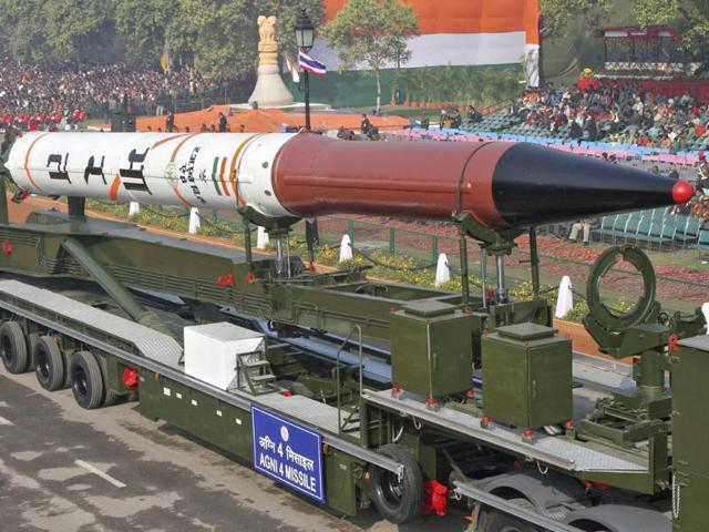 India  successfully test-fired nuclear capable Agni-I ballistic missile, which can hit a target 700 km away