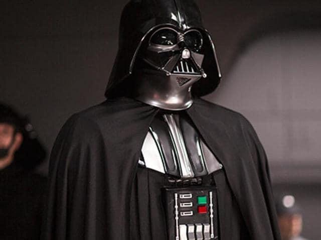 Rogue One: A Star Wars Story isn't hiding Darth Vader any longer.