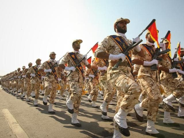 IRGC was created by Ayatollah Ruhollah Khomeini,  the IRGC first secured a foothold in the economy after the 1980-88 Iran-Iraq War when the clerical establishment allowed them to invest in leading Iranian industries.