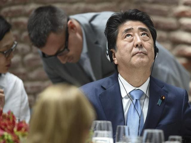 Abe said there was no point in trying to remake the TPPwithout the US