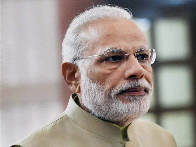 Prime Minister Narendra Modi spoke at the release of a book published in memory of late party veteran Kedarnath Sahni, who was a prominent leader in Jan Sangh and then in BJP in Delhi.