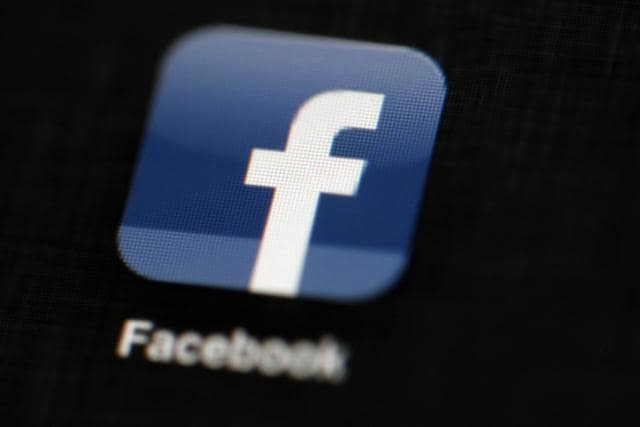 Facebook's algorithm driven news feed is inherently flawed and vulnerable to fake news.(Reuters)