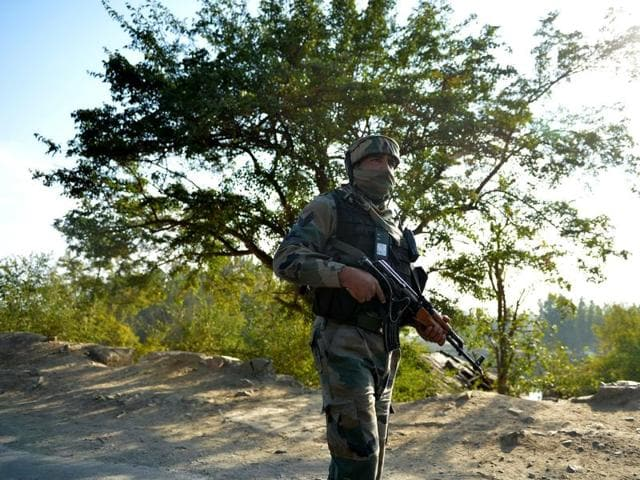 Militant attack,Indian Army,Soldiers killed