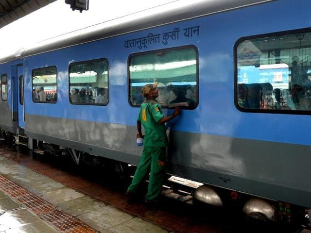 The railways ministry announced the waiving of service tax charges on online bookings done through the IRCTC website till December 31, 2016.