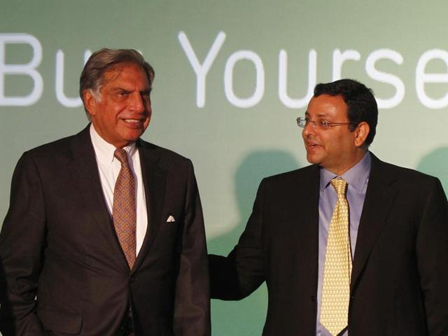 On TCS, Mistry cited an example when the Tatas had come very close to selling off the software company.