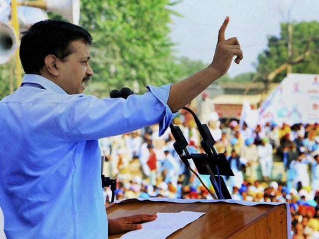 Delhi CM Arvind Kejriwal has been critical of the government move of demonetising high-value currency notes of Rs 500 and Rs 1000..