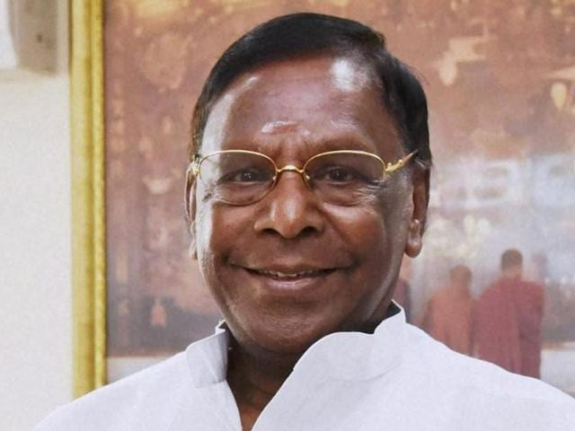 V. Narayanasamy bagged the Nellithoppe assembly seat in Puducherry by-election defeating AIADMK's Om Sakthi Segar.