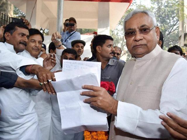 Nitish Kumar government