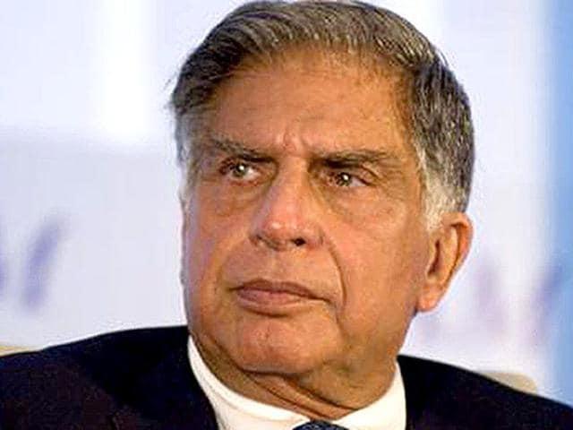 Ratan Tata,Demonetisation,Tata Sons