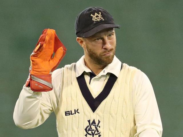 Australia wicketkeeper Matthew Wade has faced the pink ball in the domestic Sheffield Shield matches.