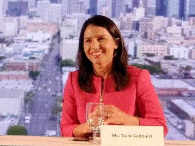 Congresswoman Tulsi Gabbard is one of key prospects in Trump's US cabinet .