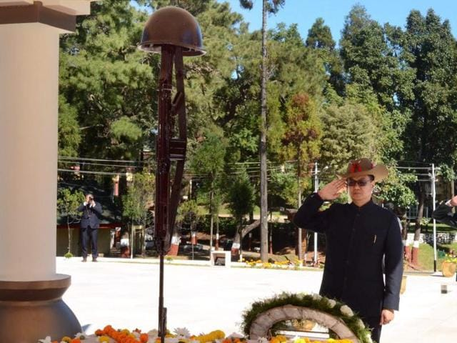 MoS home Kiren Rijiju said Pakistan will be given a befitting reply for the killing to three soldiers along the LoC and apt steps are being taken.