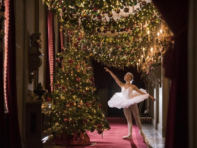 Make merry this holiday season. Watch a ballet performance.