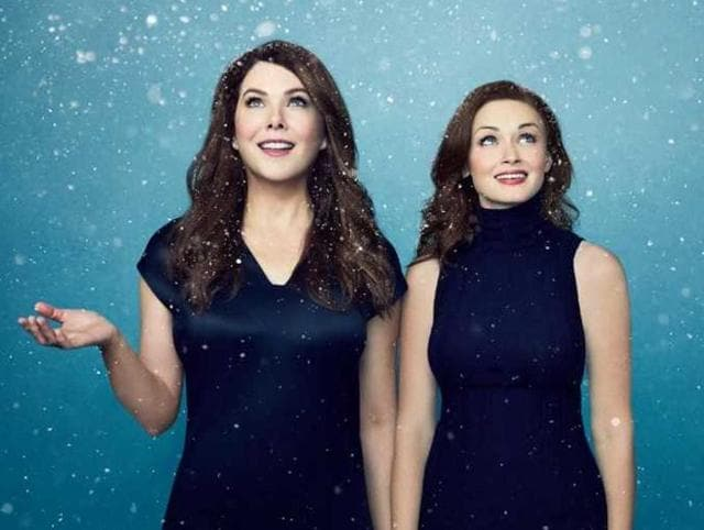 On November 25, four new episodes of Gilmore Girls will air on Netflix.